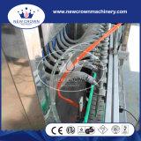 Máquina de rellenar líquida del vario no gas con control del PLC
