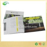 안장 바느질로 인쇄하는 싼 카탈로그 소책자 브로셔 (CKT-BK-011)