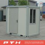 Casa pequena do recipiente do módulo do baixo custo do tamanho para a caixa de sentinela