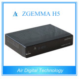 Приемник комбинированное DVB спутникового телевидения Zgemma S2 + поддержка Hevc/H. 265 DVB T2/C