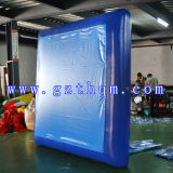 Blue Inflatable PoolまたはHighquality小さいPVC Inflatable Pool