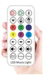 mit Bluetooth Speaker! Super helle Fühler-Leuchte der Energieeinsparung-LED