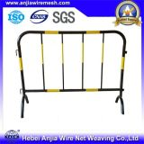 Qualitäts-Puder-überzogener temporärer Zaun für hohe Methode