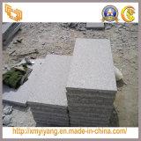 Preiswerter graues Weiß-Granit-Pflasterung-Stein