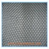 A tela da fibra de vidro 570GSM da largura 1250mm para a mão coloca acima