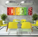 Toile de peinture moderne à la vente chaude
