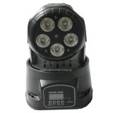 2014 높은 Performacnce Wash Light, 15W Moving Head Wash Light