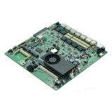 LAN Gigabit van Intel 1037u 6 Motherboard van de Veiligheid van het Netwerk van de Firewall met Omleiding