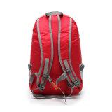 Saco Foldable simples do saco de escola com dois ombros
