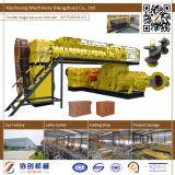赤い土の煉瓦機械作成(JKY55)赤い土の煉瓦機械装置