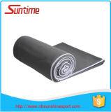 Serviette de yoga de Microfiber de glissade de la qualité 2016 supérieure non, serviette antidérapage de natte de yoga