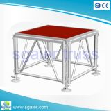 4FT*4FT Good Loading Assemble Stage met Adjustable Height 0.61m