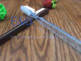 Toothbrush a gettare trasparente di plastica di corsa