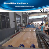 PVC WPC空のドアのボードフレームの放出の生産ライン機械