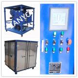Máquina de purificação de óleo de transformador de vácuo à prova de tempo