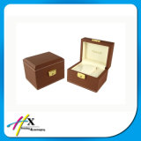 주문 서류상 나무로 되는 시계 보석 선물 수송용 포장 상자