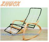 Silla de madera del ocio de la silla de los muebles de madera de la manera