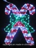 LED 훈장 나비 크리스마스 주제 옥외 빛