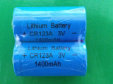 bateria de lítio 1100mAh normal 3V Cr123A