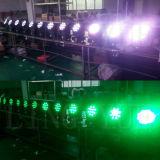 고품질 12X10W 단계 LED 이동하는 맨 위 광속 빛
