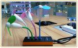 Preiswerter Preis, der beweglichen Mini-USB-Ventilator für Förderung-Geschenk (ID556, faltet)