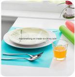 4 PCS/Lot Vierecks-Tisch-Matten-waschbare Öl-Beweis-Antiverschmutzungkühlraum-Auflagen