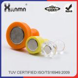 Kundenspezifischer Farben-magnetischer Protokoll-Stoßpin-Kühlraum-Kristallmagnet