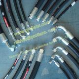 Шланг для подачи воздуха оплетки провода (сделанный в Кита) к Индий