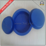 Flexible di plastica Round Pipe Fitting Estremità Caps e Inserts (YZF-H275)