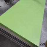 листы текстуры 6mm твердые поверхностные для панели стены ванной комнаты
