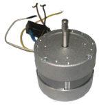 Motore a corrente alternata Spaccato del motore del condizionatore d'aria dell'alta parete