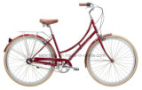 700c 관계 간 속도 Retro 네덜란드 네덜란드 자전거 Laides 네덜란드 시 자전거 네덜란드 네덜란드 자전거 또는 도시 자전거 3개