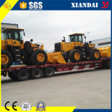 Sale를 위한 Small Industries 5t Wheel Loader를 위한 SGS Approved Machinery