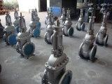 Form-Stahl-Flansch-Wasser-Ventil