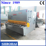 중국 보하이 Bransd Swing Beam Shearing Machine Model 16mm x 2500mm