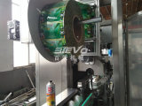 Машина для прикрепления этикеток втулки бутылки минеральной вода