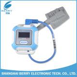CE do oxímetro FDA da cintura de Bluetooth aprovado com o sensor SpO2 livre