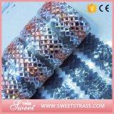 Hotsale 24X40cm het Blad van het Netwerk van het Bergkristal voor Manier Decrations