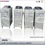 Tipo refrescado aire pequeños refrigeradores de 1 tonelada de agua industriales