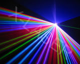 Luce laser Show di Light 5W RGB Full Color della discoteca