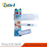 Termômetro de Digitas ao ar livre eletrônico médico do bebê