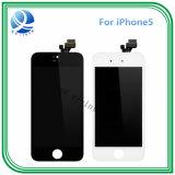 Tela de toque do LCD das peças sobresselentes para o telefone móvel LCD de iPhone5 5g