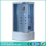 La cabina de lujo de la ducha del vapor con ABS mueve hacia atrás (LTS-681-2)