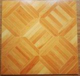 60*60cm, materiali da costruzione, mattonelle di pavimento rustiche, mattonelle di pavimento lustrate e domestiche della decorazione, mattonelle di pavimentazione di ceramica, superficie di legno del Matt