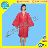 Sauna disponible Suits, Nonwoven PP Sauna Suits Sauna Uniform para Beauty Salon