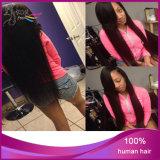 Волосы 100% девственницы человеческих волос Silk прямые