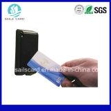 tarjeta inteligente sin contacto 125kHz/13.56MHz/860-960MHz con talla modificada para requisitos particulares