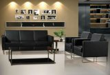 Mobília de escritório do sofá do couro do fornecedor de China (DX528)
