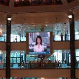 Afficheur LED de location d'intérieur de publicité télévisée de la couleur P4