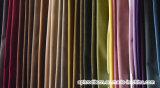 Tissu décoratif à la maison de sofa de velours de polyester